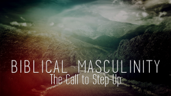 Biblical Masculinity audio button
