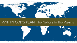 Within God's plan audio button