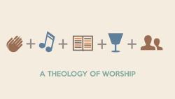 audio button worship